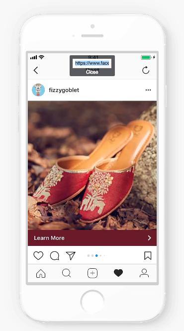 Promovare pe instagram