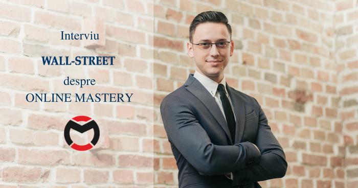 Interviu WALL-STREET
