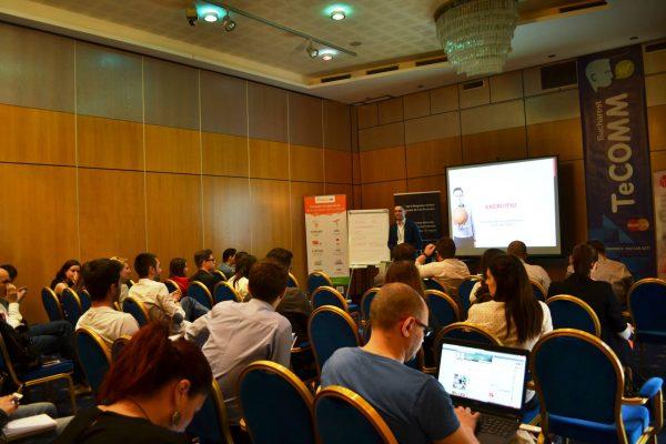 2015.05.08 - Speaker TeCOMM București 2015