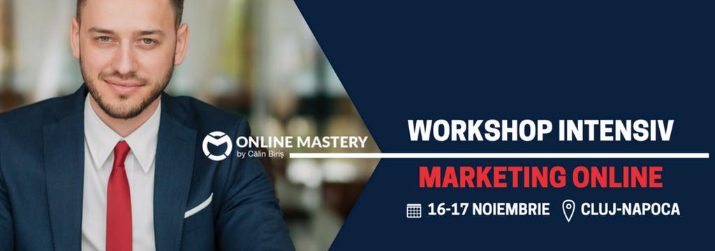 workshop marketing online